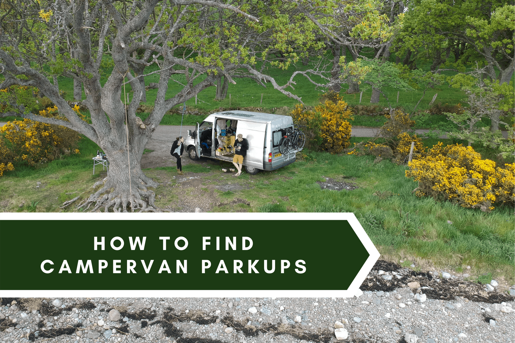 Find Campervan Parkups