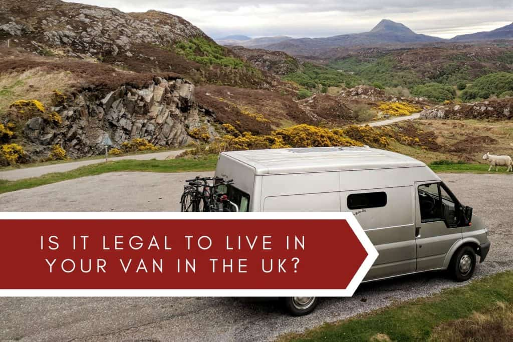 Legal van in uk
